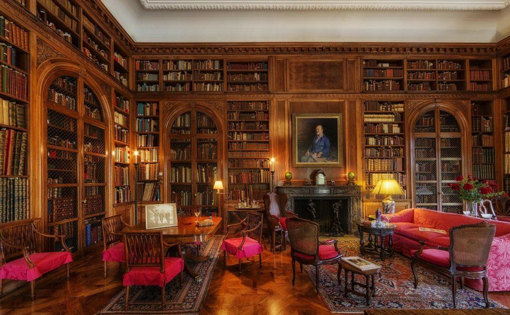 garrett-library